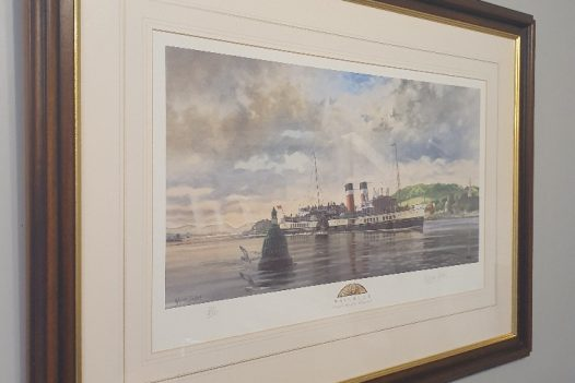 Waverley & Ship Memorabilia