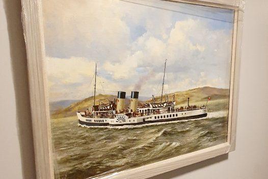 Waverley & Ship Memorabilia