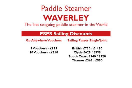 Sailing Discounts 2022